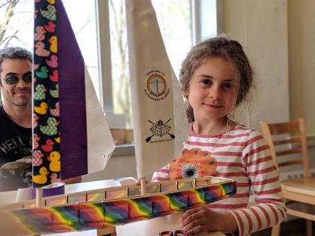 Faites plaisir à un/une futur marin, offrez-lui une maquette de voile-aviron Jeunes Marins Urbains