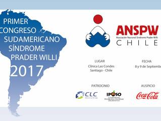 1er Congreso Sudamericano SPW Santiago de Chile | Septiembre, 2017