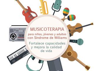 Musicoterapia en                         Síndrome de Williams