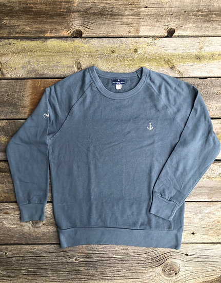 Blue Wave Signature Anchor Pullover