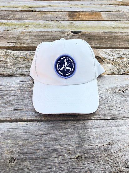 Performance Logo Hat - Glacier/Blue