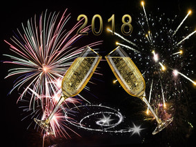 Neujahrsumtrunk am 6. Januar 2018