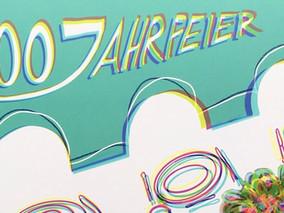 100 Jahre Siedlung Heerstrasse - wir feiern am 21. August 2021