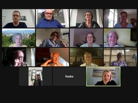 Mitgliederversammlung IGSH 2021 fand virtuell statt