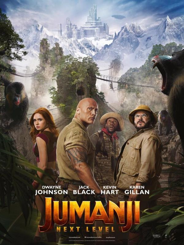 Jumanji - Next Level
