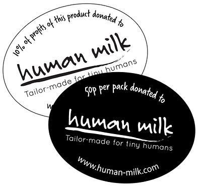 Donate to human milk
