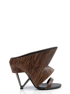 DOG WOOD WOODEN BROWN