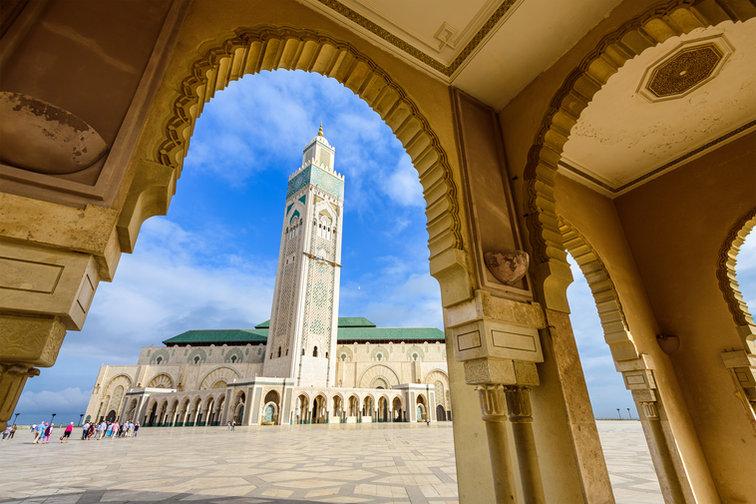 Hassan II Mosque in Casablanca.jpg
