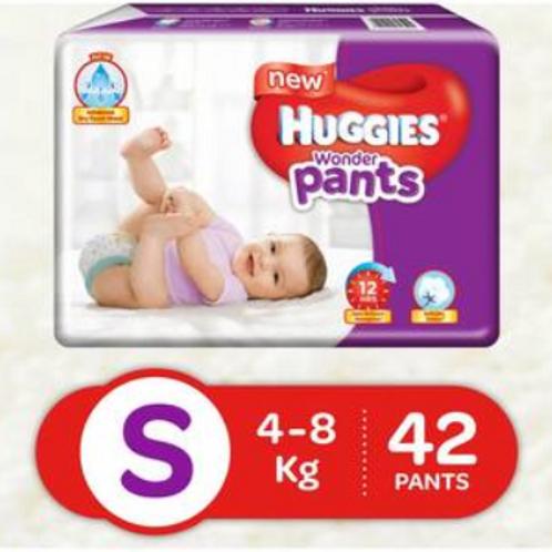 HUGGIES WONDER PANTS SMALL (42 Count)