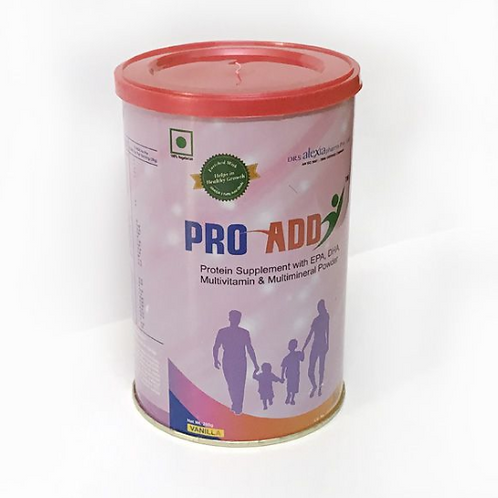 PRO ADD PROTEIN SUPPLEMENT