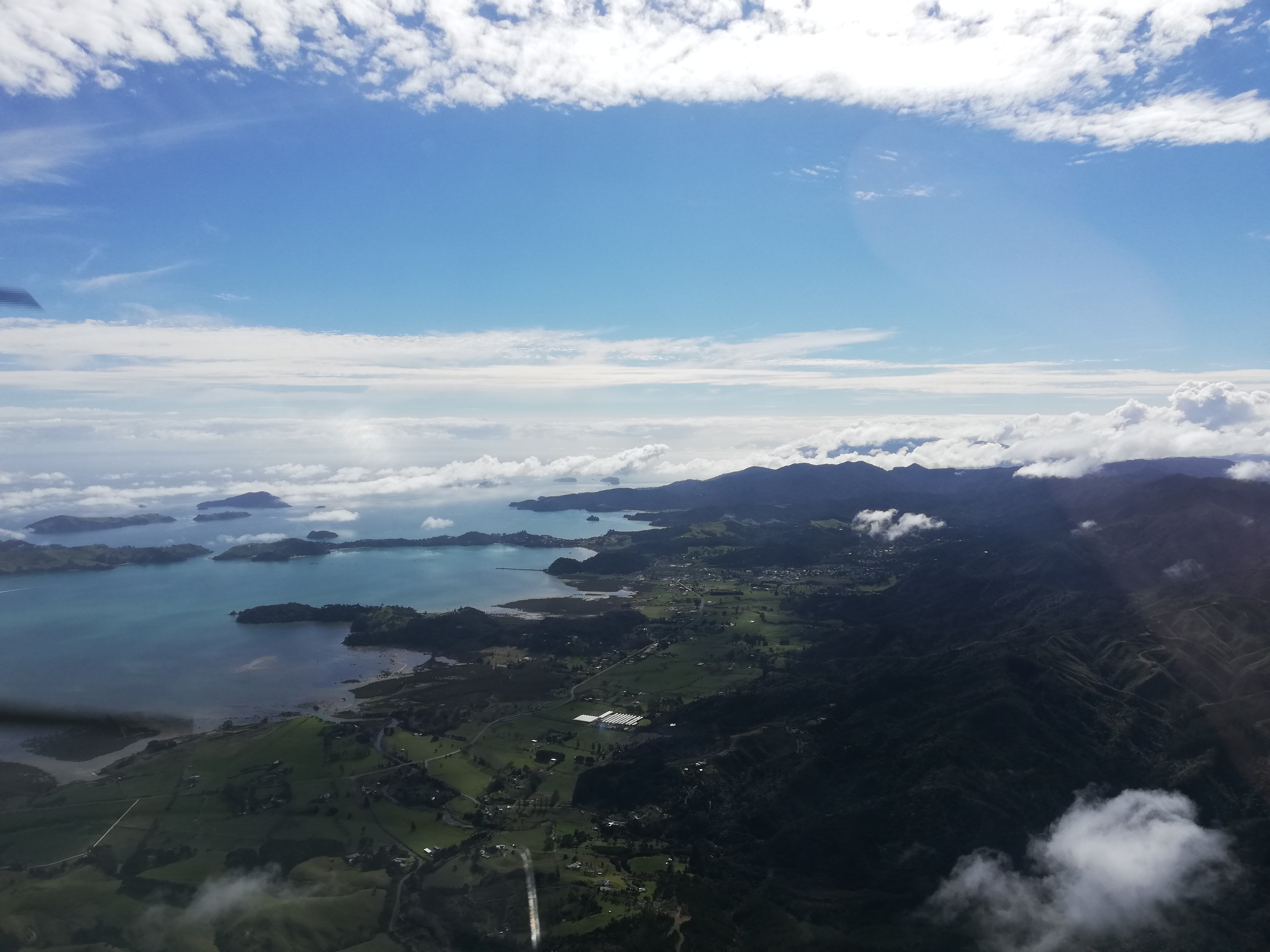 Coasting out from the Coromandel