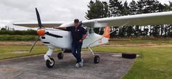 Francois, Advanced National pilot