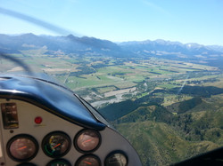 Dropping in to Hanmer Springs