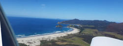 Joining at great Barrier Island