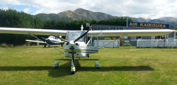 South Island flight