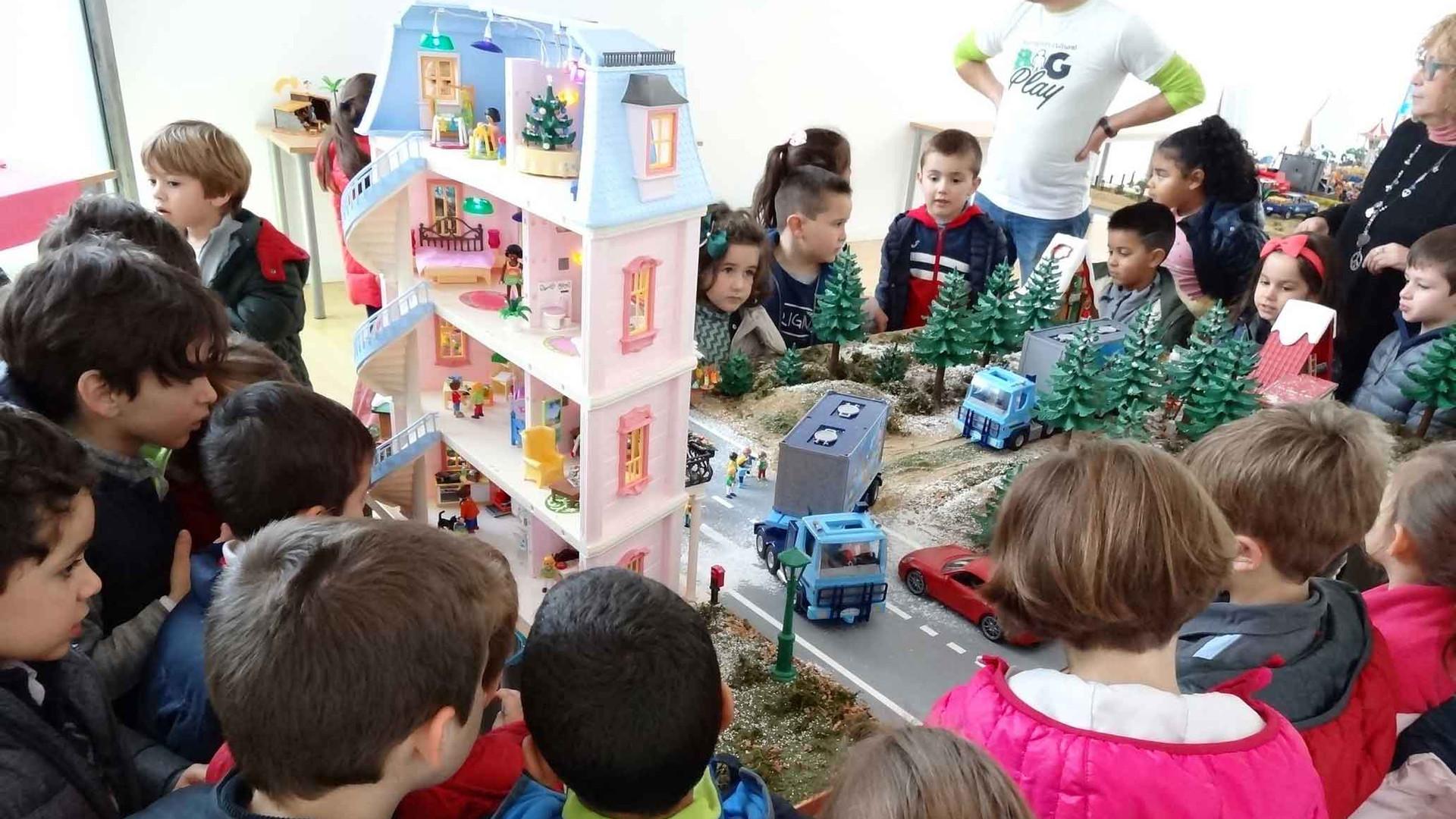Actividades infantiles en Miajadas.