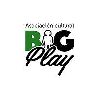 Logo BIGPLAY Playmobil Extremadura Asociación Cultural de Dioramistas y Coleccionistas de Playmobil de Extremadura, actividades infantiles culturales apra eventos ferias museos colegios ayuntamientos BIG PLAY