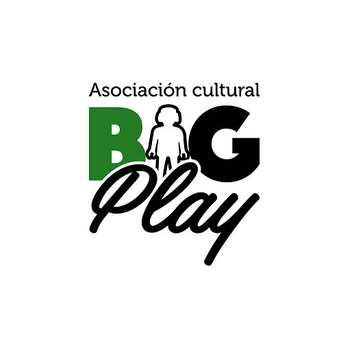 Camiseta BIG Play Blanca Extremadura