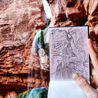 Grand Canyon Waterfall, Arizona, USA.jpg