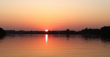 Jaguar Amazon Tours Manaus Brazil Adventure Tour Red Sunset