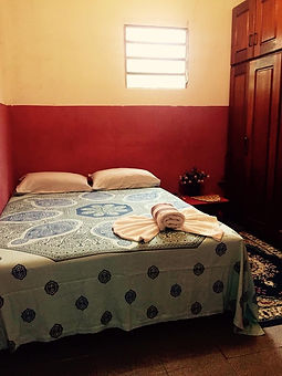 Goiaba Room @ Familia Crosa, Homestay in Manaus Brazil