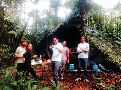 Jaguar Amazon Tours Manaus Brazil Adventure Tour Jungle Camp Shelter