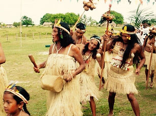 Jaguar Amazon Tours Wapishana Tribe Family