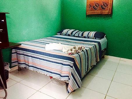 Maracuja Room @ Familia Crosa, Homestay in Manaus Brazil