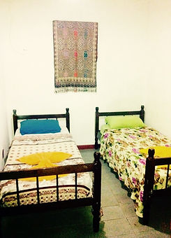 Acerola Room @ Familia Crosa, Homestay in Manaus Brazil