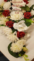 theme wedding, black and white wedding, diamond wedding, wedding lily, batman weddings,hair slides, bridesmaid flowers, wedding flowers, button holes, pearl wedding, silk flowers, foam flowers, foam roses, lowestoft wedding hire, red rose, green leaf, carnations, suffolk wedding, norfolk wedding, suffolk florist, norfolk florist, orchids, roses, lowestoft events, lowestoft wedding hire ltd,