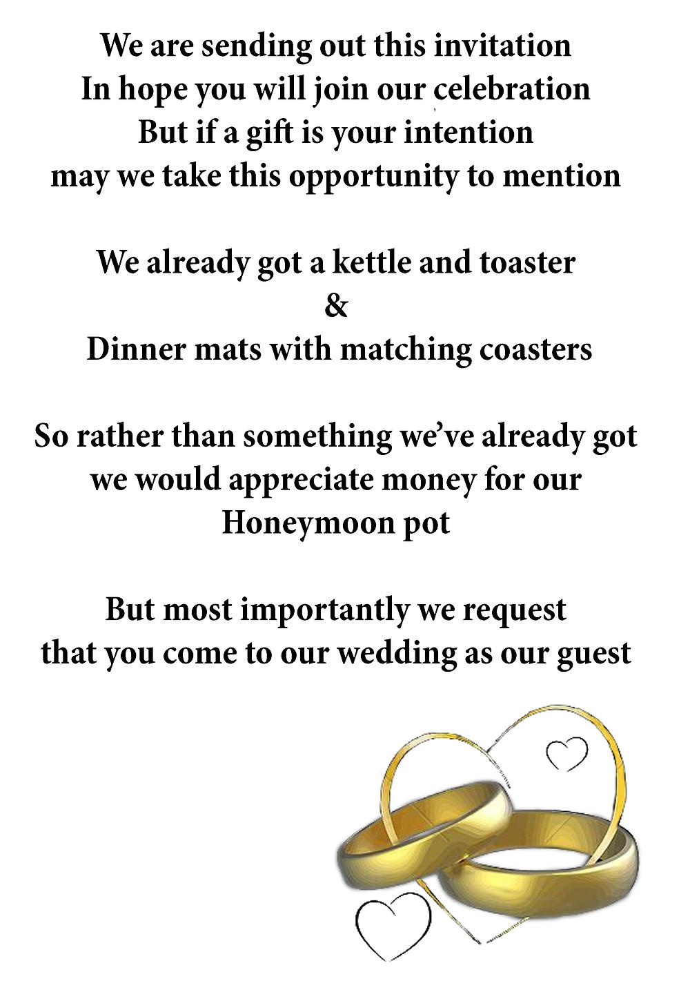 money giving poem, lowestoft wedding hire, norfolk bride, suffolk bride
