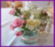 wedding day lowestoft wedding hire ltd rustic weddings roses fresh flowers hessian lace gyp norfolk suffolk waveney house hotel baby shower pink wedding centre piece