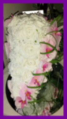 LOWESTOFT WEDDING HIRE FOAM ROSES WHITE ROSES ORCHIDS PINK ORCHIDS DIAMOND PINS BEAR GRASS ONION GRASS PEARLS PERFECT WEDDING DAT PRINCESS WEDDING NORFOLK WEDDING SUFFOLK WEDDING WEDDING GOALS
