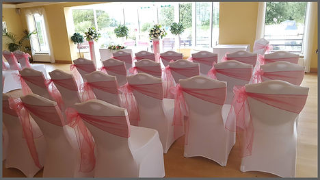 lowestoft wedding hire, waveney house hotel beccles, love is love, suffolk bride, norfolk bride, red wedding, pink wedding, chair covers and sashes, norfolk bride, suffolk bride, wedding on the river, waveney wedding,