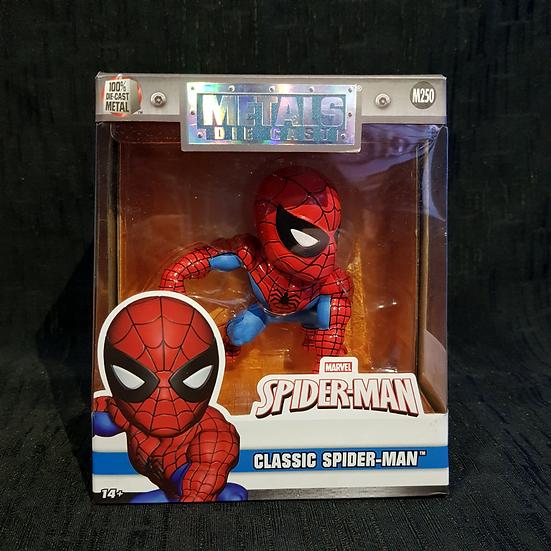 Figura De Acción Spiderman 10cm Metal