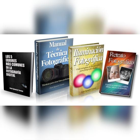 Experto de la fotografía. 4 Libros increibles!!