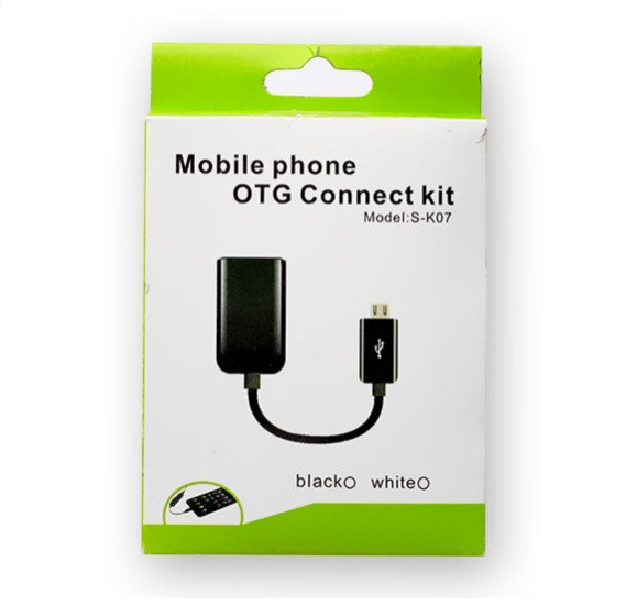 Cable Adaptador Usb Mobile Phone Otg Connect