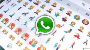 WhatsApp: furor por una función para crear nuevos y extraños emoticones