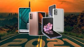 Los mejores nuevos móviles que llegarán 2021