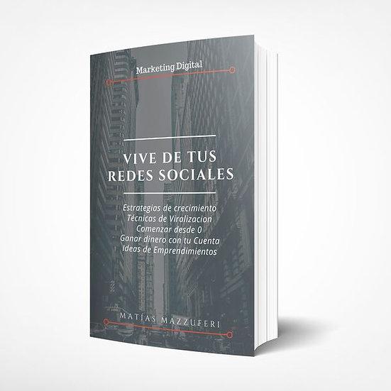 VIVE DE TUS REDES SOCIALES