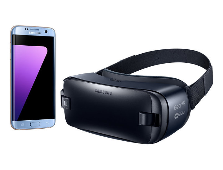 SAMSUNG GEAR VR OCULUS R323 - Samsung S7, S7 edge, Note5,S6, S6 edge, S6 edge+