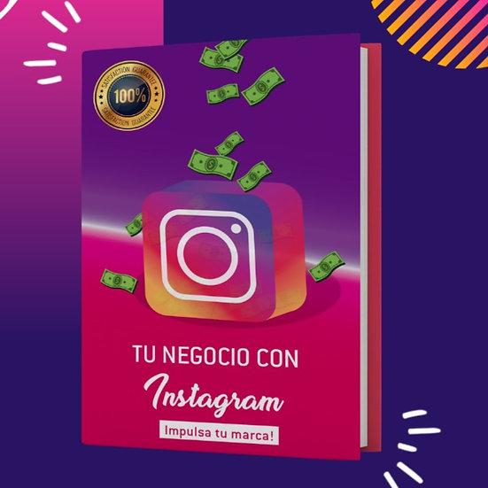 LLEVA TU NEGOCIO A OTRO NIVEL: Impulsalo para vender con Instagram