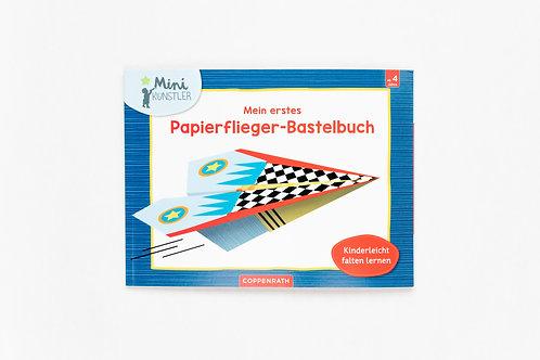 Papierflieger Bastelbuch