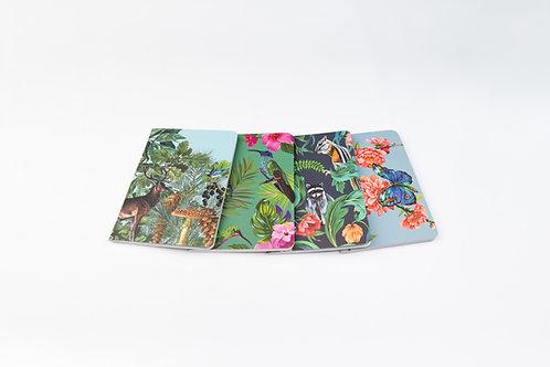 Hefte Cedon floral, A6