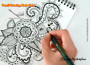 Pencil Drawing Made Easy Review - Amaze the world with your art skills