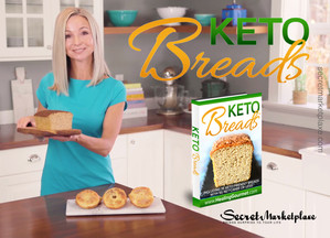 Keto Breads & Keto Desserts Review - Health & Delicious Low Carb Bread for Weight Loss