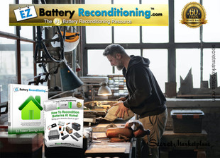 EZ Battery Reconditioning Review - Never Buy A Battery Again