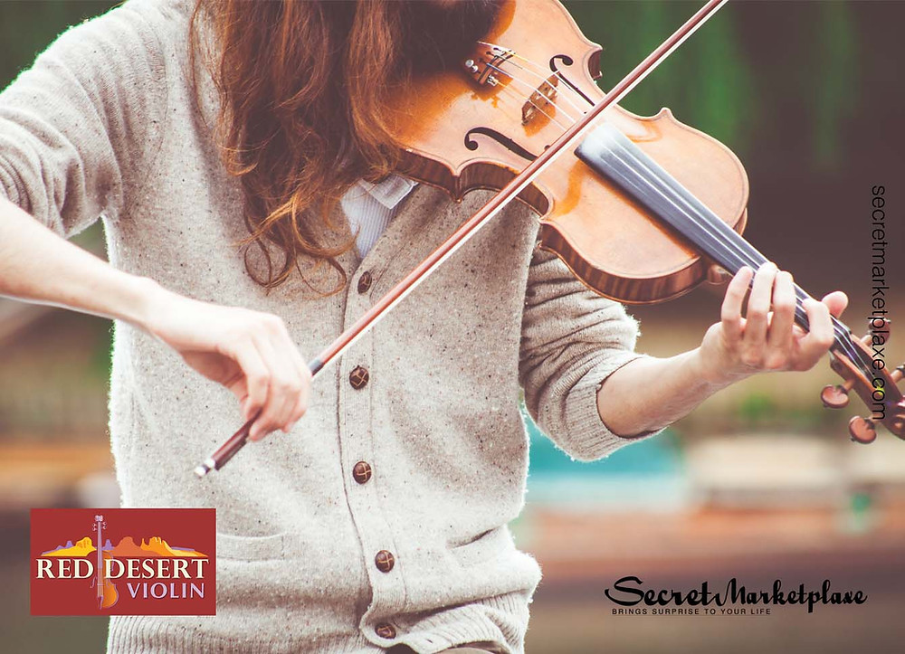 Red Desert Violin Program Review