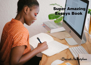 Super Amazing Essays Book Review - More powerful than any English writing course