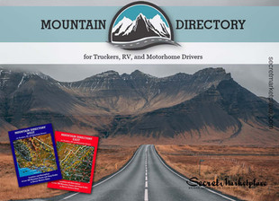 Mountain Directory Review - For Truckers, RV, and Motorhome Drivers